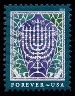 Etats-Unis / United States (Scott No.5338 - Hanukkah) (o) - Usados