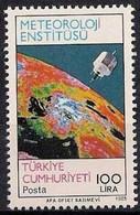 1985 TURKEY NATIONAL METEOROLOGY MNH ** - Ongebruikt