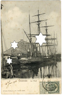 Le Port (Zeecommisariaat - Havengebied) Oostende - Ostende (DOOS 8) - Oostende