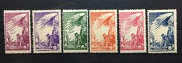 FRANCE 1942 Bienfaisance PTT Victimes De La Guerre Neuf** - Militärmarken