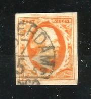 Pays Bas :  Timbres Oblitérés - Collections