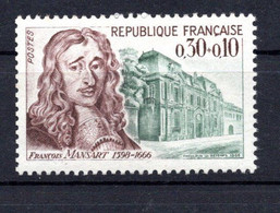 France 1966 N°1471 Neuf Sans Charnière - Unused Stamps