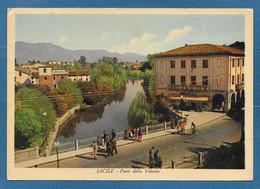 SACILE PONTE DELLA VITTORIA VG. 1952 UDINE N°B037 - Otras Ciudades