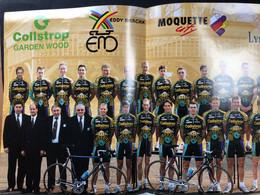 Collstrop - Folder - 1996 - Cyclists - Cyclisme - Ciclismo -wielrennen - Cycling