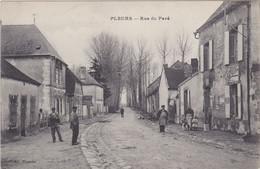 PLEURS  Rue Du Pavé - Andere Gemeenten