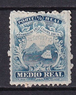 COSTA RICA - 1862 - 1° EMISSION YVERT N°1 * MLH ! - Costa Rica