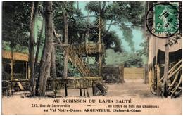 95 ARGENTEUIL - Au Robonson Du Lapin Sauté Au Val Notre-Dame - Argenteuil