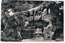 CPSM NANTES Grotte Nd Lourdes Pont Du Cens - Nantes