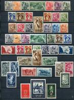 Sarre    Lot Divers * Sur Deux Pages - Collections, Lots & Series