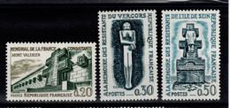 YV 1335 à 1337 N** Resistance Cote 3,25 Euros - Nuovi