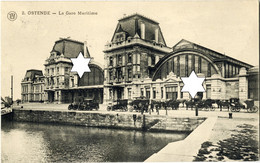 La Gare Maritime (Zeestatie - Station) Oostende - Ostende (DOOS 8) - Oostende