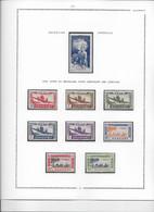 Dahomey Poste Aérienne - Collection Vendue Page Par Page - Neuf ** Sans Charnière - TB - Non Classificati