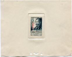 ALGERIE EPREUVE D'ARTISTE DU N°267 JOURNEE DU TIMBRE ETIENNE ARAGO - Unused Stamps