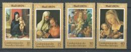 """Nles-Hebrides YT 541 à 544 """" Noël, Français """" 1978 Neuf** - Unused Stamps"""