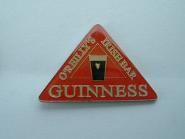PIN'S BIERE GUINNESS - O'REILLYS IRISH BAR - Bière