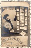 La Marchande De Cartes Postales - Altri