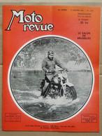 Moto Revue N° 1017: Le Salon De Bruxelles/ 27 Janvier 1951 - Sin Clasificación