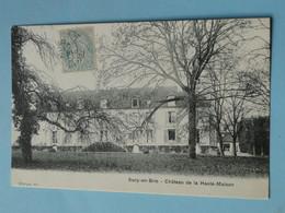 SUCY En BRIE -- Château De La Haute-Maison - Sucy En Brie