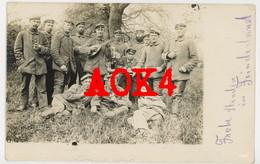 80 Somme MISERY 1915 Occupation Allemande - Sonstige Gemeinden