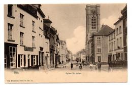 Ath: église St Julien  Nels 78, 55 - Ath