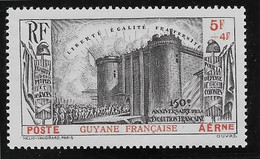 Guyane Poste Aérienne N°19 - Neuf ** Sans Charnière - TB - Nuovi