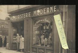 Perpignan  14 Rue De La Fusterie  Maison M Pirot  Grande   Herboristerie Du Centre Perpignan - Perpignan