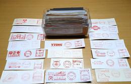 400 Different EMA Meter RMS België Belgique / Thématiques Topical - Colecciones (sin álbumes)