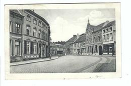 Bree  Brée - Grand'Place  Groote Markt  1925 - Bree