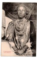 Madagascar - Femme Antanosy - CPA  °psc - Madagaskar