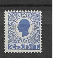 1905 MH Dänisch-West Indien, Facit 34 - Danemark (Antilles)