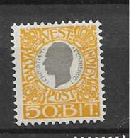 1905 MH Dänisch-West Indien, Facit 37 - Danemark (Antilles)