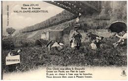 95 Clovis Jouas - Route De Pontoise - VAL-NOTRE-DAME-ARGENTEUIL - Argenteuil