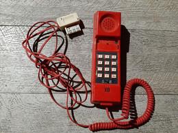 Téléphone à Cadran Vintage Avec Prise - Telephony