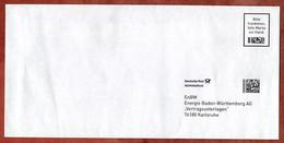 Responseplus, EnBW Karlsruhe, Datamatrix (3373) - Machine Stamps (ATM)
