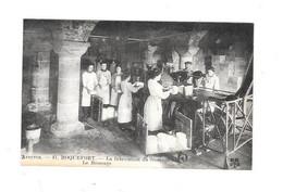 11939 - 12 - ROQUEFORT : La Fabrication Du Fromage, Le Brossage - Roquefort