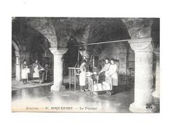 11941 - 12 - ROQUEFORT : La Fabrication Du Fromage, Le Piquage - Roquefort
