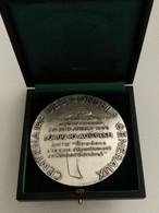 Creuse (23) Médaille Bronze Blanc. Conseil Général De La Creuse. Centenaire. - Autres