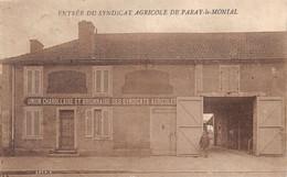 Paray Le Monial Syndicat Agricole - Paray Le Monial