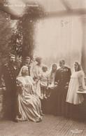 Familile Regala Si Princiara - Crown Prince Carol And His Family - Rumania