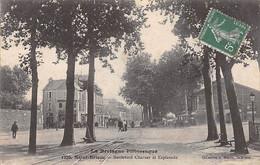 SAINT BRIEUC - Boulevard Charner Et Esplanade - Très Bon état - Saint-Brieuc