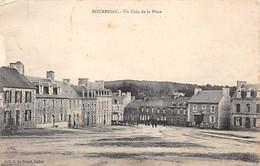 BOURBRIAC - Un Coin De La Place - Très Bon état - Other Municipalities