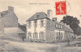 BOURBRIAC - Route De Coatliou - Très Bon état - Other Municipalities