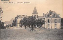 SAINT POTAIN - Château De La Hauguemorais - Très Bon état - Sonstige Gemeinden