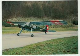 "Aviation // Avion Suisse De Type Fieseler Fi-156 ""Storch"" - 1946-....: Era Moderna"