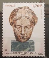 France 2017 5154 Jeanne Bardey Neuf - Nuovi