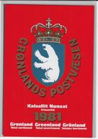 BH14 Groenland Année Complète 1981 _ Officielle Dans Pochette - Komplette Jahrgänge