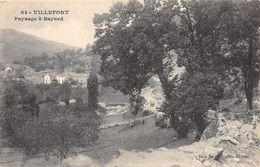 48 - VILLEFORT - Paysage à Bayard - Villefort
