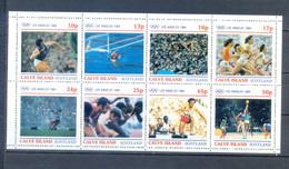 CALVE ISLAND  SHEET  OLYMPICS  LOS ANGELES 1984 MNH - Summer 1984: Los Angeles