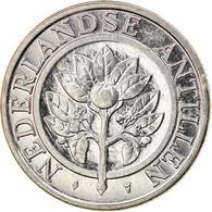 Monnaie, Netherlands Antilles, Beatrix, 10 Cents, 1998, SUP, Nickel Bonded - Netherland Antilles