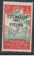 WALLIS ET FUTUNA            N°  YVERT  TAXE  12     NEUF SANS  CHARNIERE      ( NSCH   02 /38 ) - Postage Due